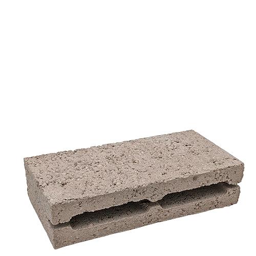 Керамзитобетонный блок перегородочный 9 см